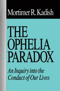 Cover Ophelia Paradox