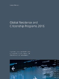 Cover Global Residence and Citizenship Programs 2016