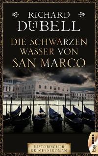 Cover Die schwarzen Wasser von San Marco