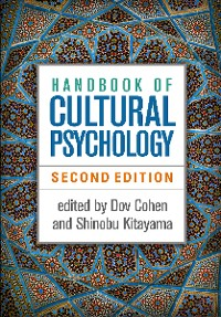 Cover Handbook of Cultural Psychology, Second Edition