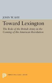 Cover Toward Lexington