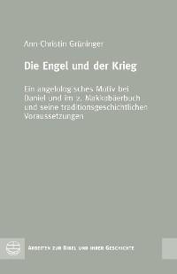 Cover Die Engel und der Krieg