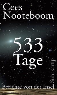 Cover 533 Tage. Berichte von der Insel