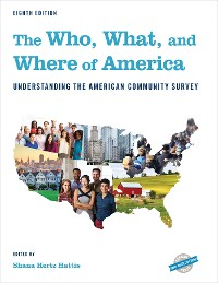Cover The Who, What, and Where of America
