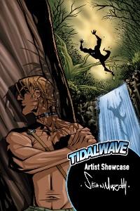 Cover TidalWave Artist Showcase: Sean Gordon Murphy