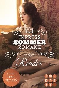 Cover Impress Reader Sommer 2018: Sommerromane zum Verlieben!
