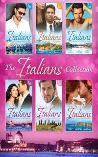 Cover Italians (Mills & Boon e-Book Collections)