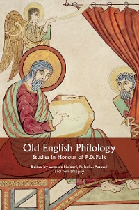 Cover Old English Philology
