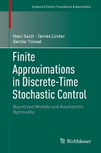 Cover Finite Approximations in Discrete-Time Stochastic Control