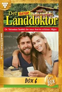 Cover Der neue Landdoktor Jubiläumsbox 6 - Arztroman