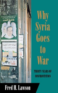 Cover Why Syria Goes to War