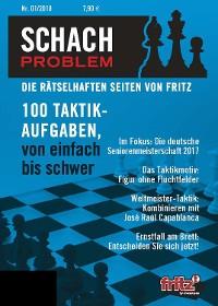 Cover Schach Problem Heft #01/2018