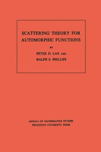 Cover Scattering Theory for Automorphic Functions. (AM-87), Volume 87