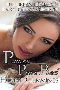 Cover Princess Pea's Bed