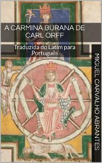 Cover A Carmina Burana de Carl Orff