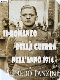 Cover Il romanzo della guerra nell'anno 1914