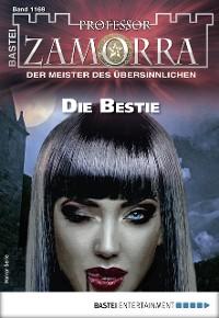 Cover Professor Zamorra 1169 - Horror-Serie