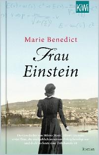 Cover Frau Einstein
