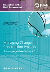 Cover Managing Change in Construction Projects