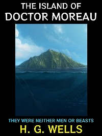 Cover The Island of Dr Moreau.