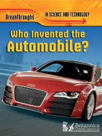 Cover Who Invented the Automobile?