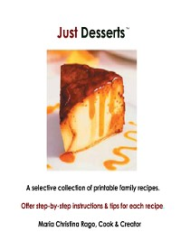Cover Just Desserts
