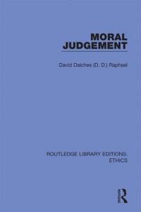 Cover Moral Judgement