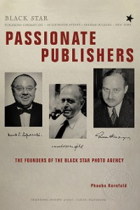 Cover Passionate Publishers