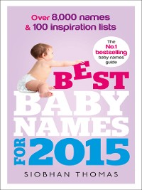 Cover Best Baby Names for 2015