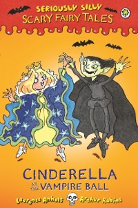 Cover Cinderella at the Vampire Ball