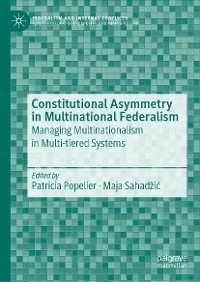 Cover Constitutional Asymmetry in Multinational Federalism