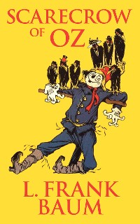 Cover The Scarecrow of Oz