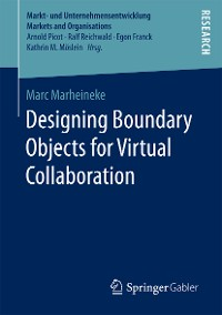 Cover Designing Boundary Objects for Virtual Collaboration