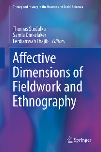Cover Affective Dimensions of Fieldwork and Ethnography