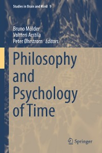 Cover Philosophy and Psychology of Time