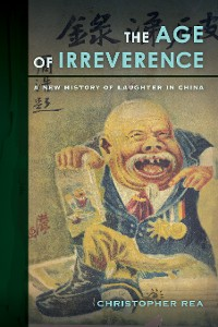 Cover The Age of Irreverence