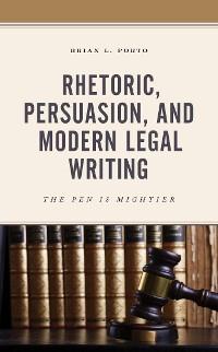 Cover Rhetoric, Persuasion, and Modern Legal Writing