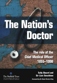 Cover Nation's Doctor