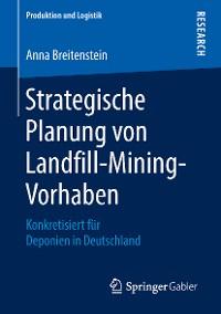 Cover Strategische Planung von Landfill-Mining-Vorhaben