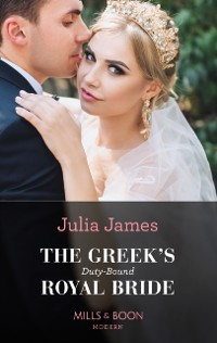 Cover Greek's Duty-Bound Royal Bride (Mills & Boon Modern)