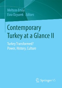 Cover Contemporary Turkey at a Glance II