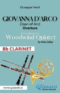 Cover Giovanna d'Arco - Woodwind Quintet (Bb CLARINET)