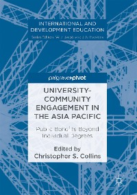 Cover University-Community Engagement in the Asia Pacific