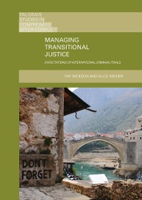 Cover Managing Transitional Justice