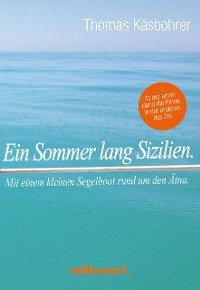 Cover Ein Sommer lang Sizilien.