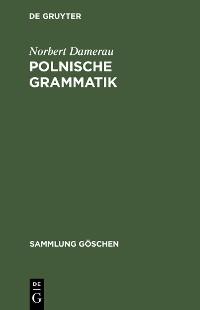 Cover Polnische Grammatik