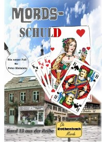 Cover Mords-Schuld
