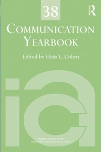 Cover Communication Yearbook 38