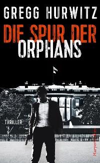 Cover Die Spur der Orphans