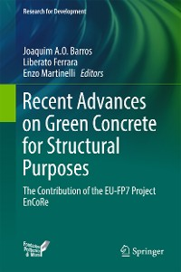 Cover Recent Advances on Green Concrete for Structural Purposes